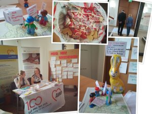 Collage Engagementmesse